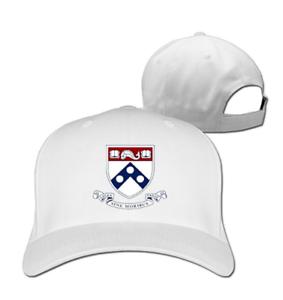 Unisex-University-Of-Pennsylvania-Law-School-Adjustable-Hat-Pure-Peaked-Cap