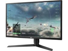 "LG 27GK750F-B 27"" TN FreeSync 2ms (Faster) 240Hz FreeSync 400 cd/m2 Gaming Monit"