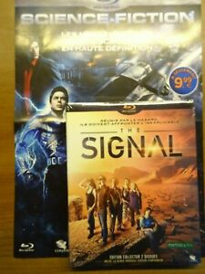 The Signal | Fantastique  | 2010 Edition Collector 2 BluRay Neuf s/Blisterx