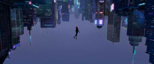 Spider man into the spider verse Poster SKU 45013