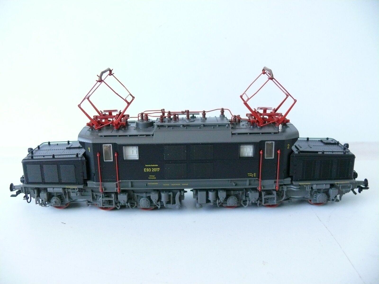 Trix H0 - 22871 messerlock 200.Geburtstag e - Lok BR 93 DB Metal Box neu & ovp