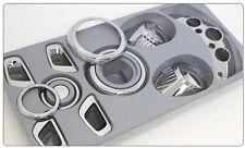 Chrome Interior Molding Kit for Chevrolet Spark / Matiz Creative(2009~2012) //