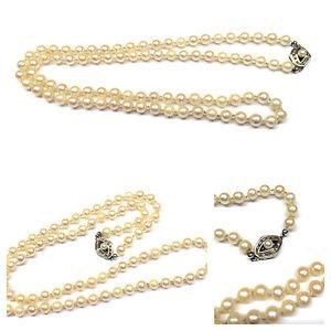 Elegante-Akoya-Perlenkette-mit-585-er-Weissgold-Verschluss