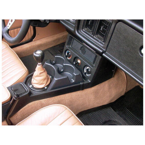 MGB GT Cupholder console Black ABS plastic 1972-1980 NEW 453-756 MGB