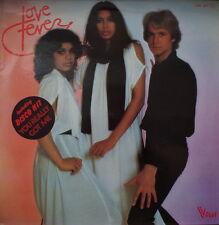 LOVE FEVER/HORST LUBITZ/KINKS YOU REALLY GOT ME RARE DISCO FUNK FRENCH  LP