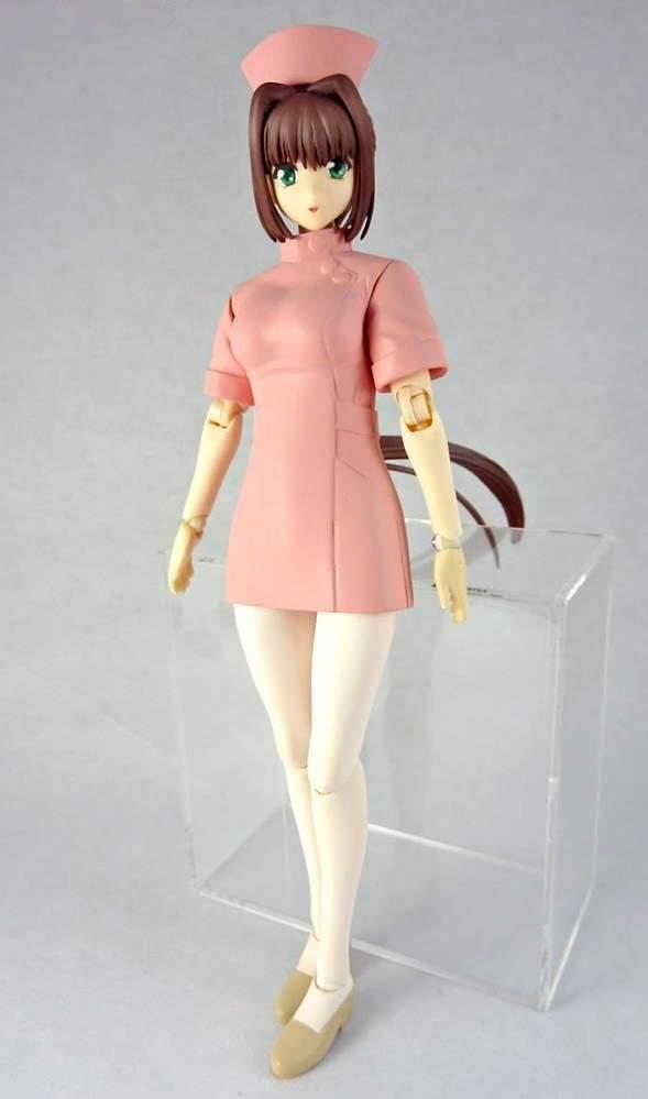 Night Shift Nurse Nanase Ren Non Scale Action Figure