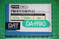 Dat Tdk Da-r 90 Digital Audio Tape (1) (sealed)