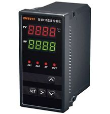 Intelligent XMT613 PID Temperature Controller Dual Digital SSR Two Alarms