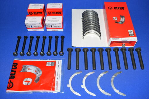 Screws VAG 1,8 2,0 16V 8V Kr Abf Gti Main Bearing Connecting Rod Sputtering