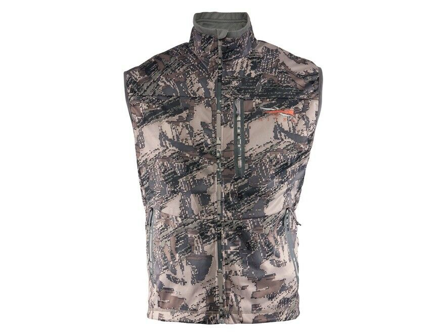 SITKA  Gear Men's Jetstream Lite Optifade Open Country Hunting Vest New OB  cost-effective