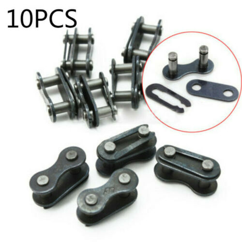 10X Bicycle Bike Single Speed Quick Chain Master Links Connector Repair Kit Tool