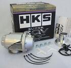 Silver HKS Universal SSQV Super SQV Turbo Pull-type Blow Off Valve Bov + Adapter