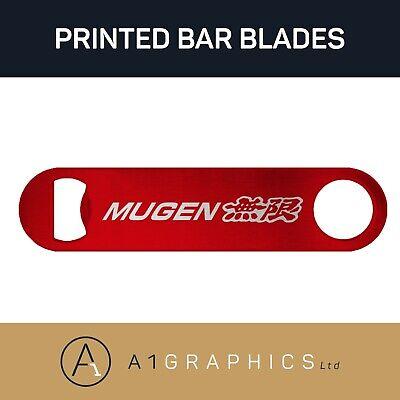 Ohlins Bottle Opener Printed Stainless Steel Bar Blade