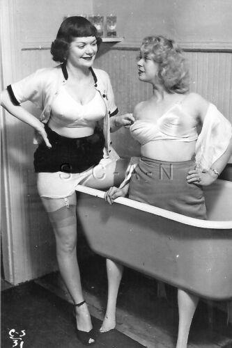 File:Woman modeling in old bath tub.jpg - Wikimedia Commons