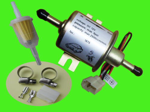 Universal gasolina bomba vorförderpumpe 12 voltios gasolina combustible diesel bomba