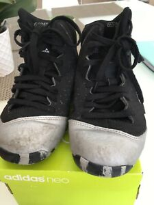 adidas Neo BBNEO Hi Top Ortholite Basketball Shoes In Size 11 12