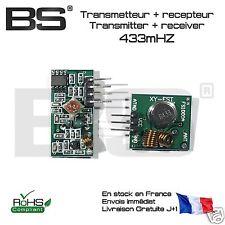 transmetteur récepteur transmitter receiver 433MHZ RF Pro Exped j+0 10072