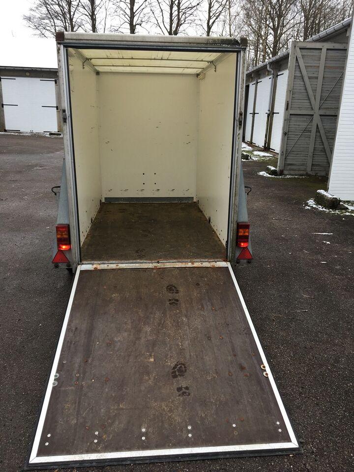 Cargotrailer, Brenderup K1304T, lastevne (kg): 825