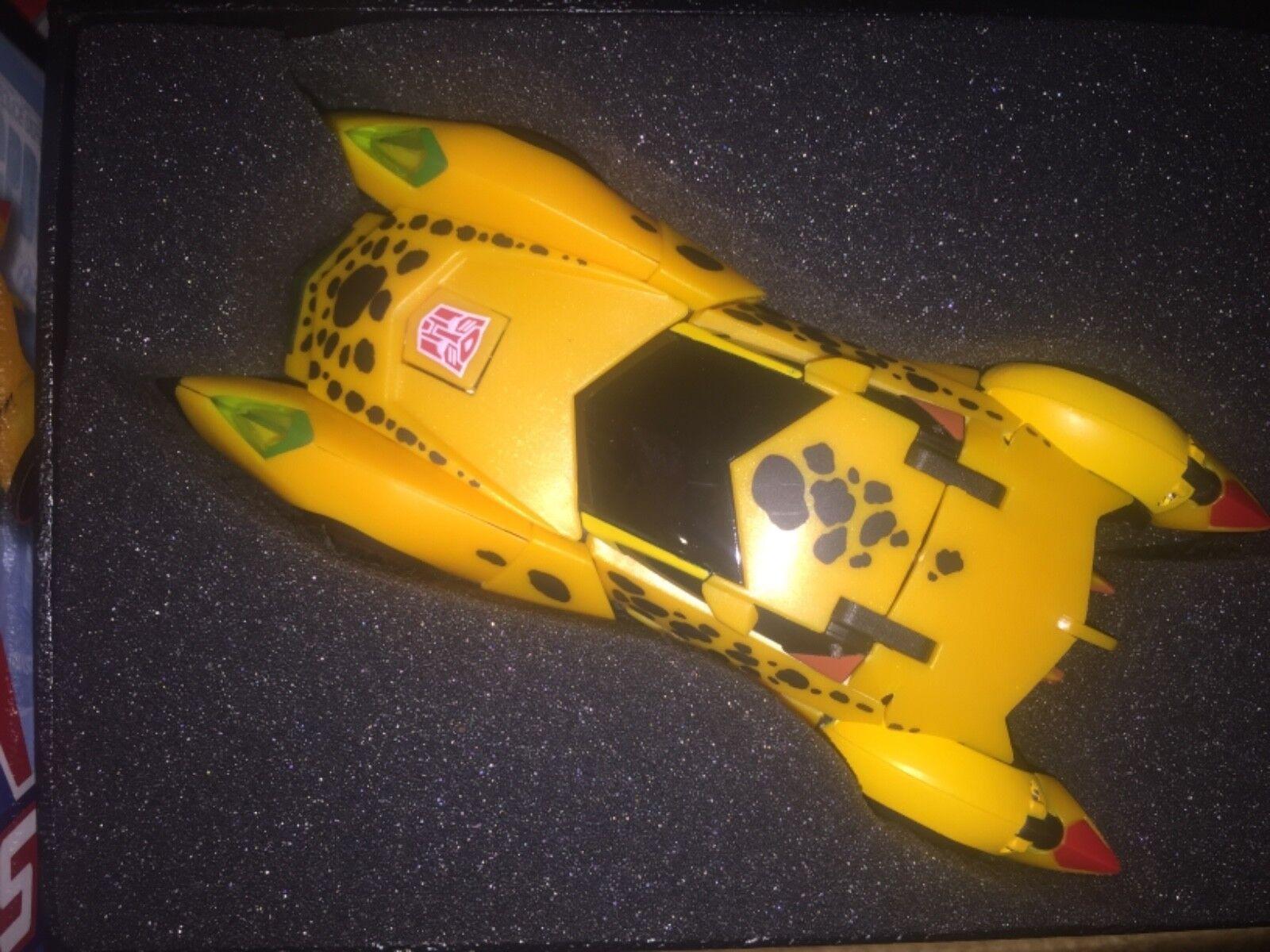 Transformers Animated Collectors Club Exclusive CHEETOR Bre nuovo Rare VHTF