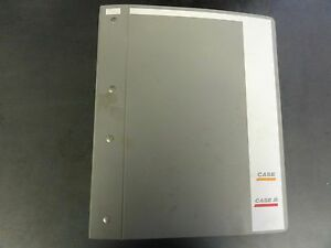 Case 580 Super K Backhoe Parts Manual