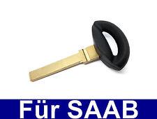 Chiave di emergenza chiave Per 4tasten Telecomando Struttura SAAB 93 95 9-3 9-5