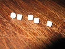 5 assortiti INGRANAGGI PIGNONE - 8, 9, 10, 11, & 12 dente per Scalextric & altri C8403
