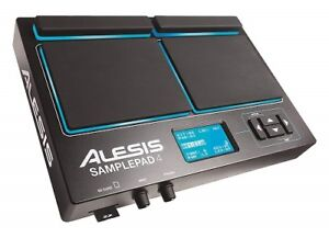 Alesis-Sample-Pad-4-Percussion-and-Sample-Triggering-Instrument-BRAND-NEW