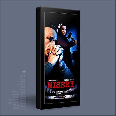 MISERY Movie PHOTO Print POSTER Textless Film Art Kathy Bates Rob Reiner 001
