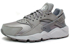 brand new 74264 a0741 Image is loading Nike-WOMENS-HUARACHE-RUN-PRM-SUEDE-833145-002-