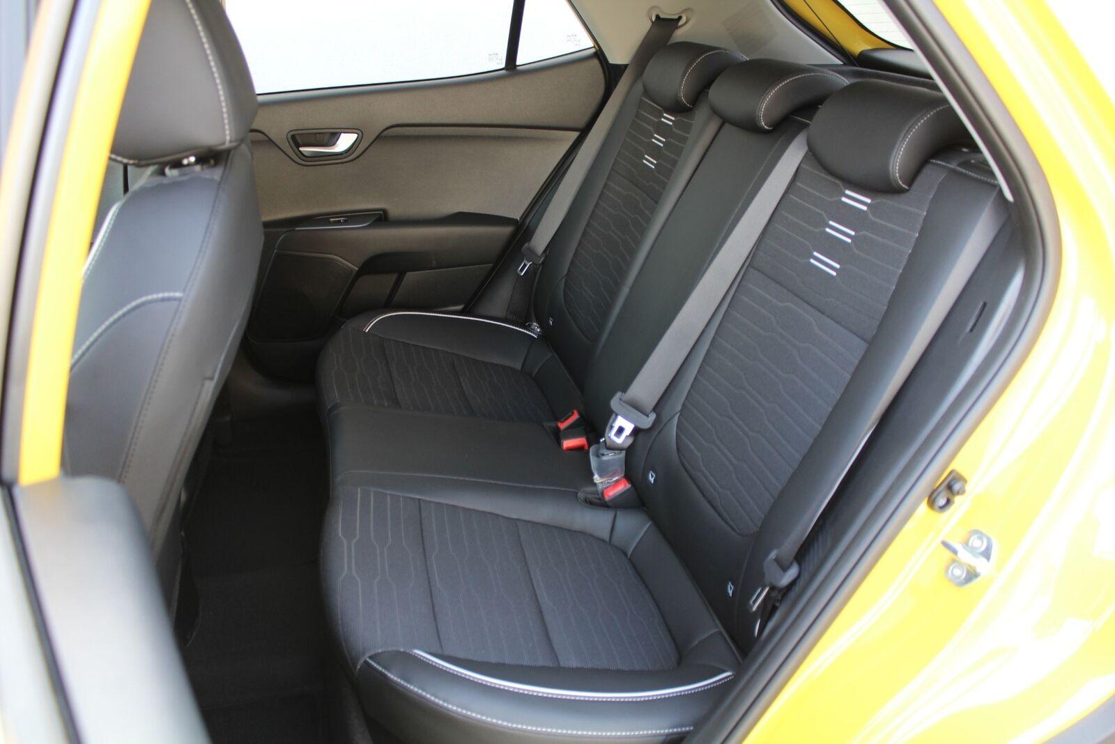 Kia Stonic 1,0 mHEV GT-Line DCT - billede 7