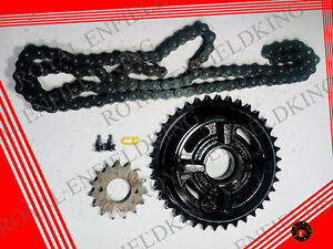 2-Set-Genuine-Royal-Enfield-Chain-Sprocket-Kit-UCE-Classic-500cc