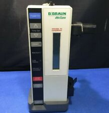 B Braun Mcgaw 360infuser Syringe Pump With Pole Clamp 360 Infuser Infusion Kp