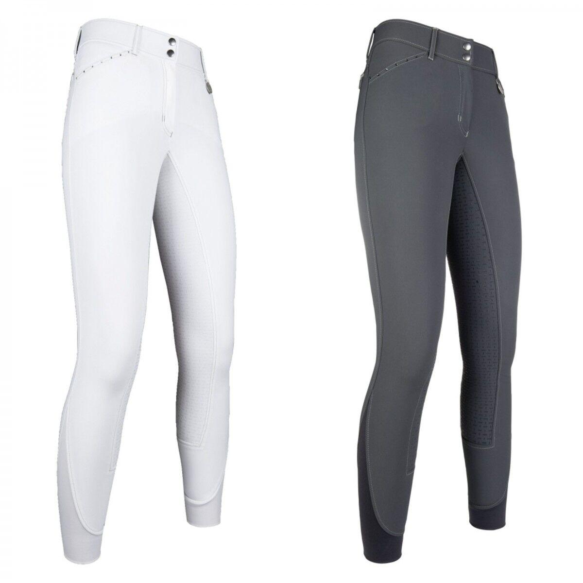 Donna Pantaloni Montala Silicone Guarnizione in pieno piemontese FLORAL HKM NUOVO