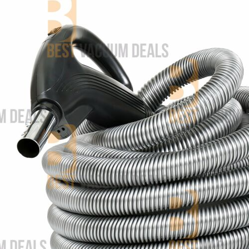 AUTHENTIC Central Vacuum Electric POWERHEAD 30 ft Hose Cleaning Tools Electrolux
