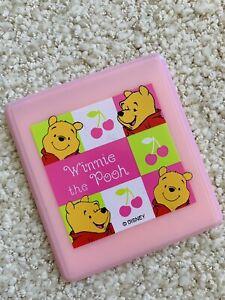Disney Winnie The Pooh Pocket Compact Mirror, Pink