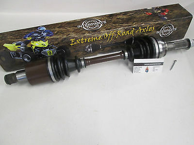 POLARIS RZR 800 S EFI 4X4 QUADBOSS REAR AXLE CV SHAFT 2009-2010