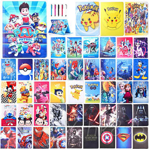 2016-Hot-Cartoon-Leather-Case-Cover-For-Apple-iPad-mini-iPad-2-3-4-iPad-Air