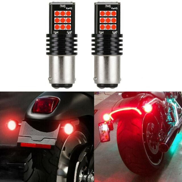 Harley Davidson Red Key Flashing