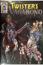 Twister's Vagabond #1 NM- 1st Print Free UK P&P Lunar Tick Comics