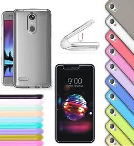 cover custodia per LG K8 2018 / K9 silicone vari colori tpu pellicola vetro 9H - Italia - cover custodia per LG K8 2018 / K9 silicone vari colori tpu pellicola vetro 9H - Italia