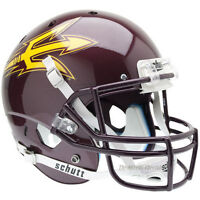 Arizona State Sun Devils Maroon Schutt Xp Ncaa Full Size Replica Football Helmet