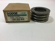 NEW DODGE TAPER-LOCK SHEAVE 111205 2//5V6.3-1610 #7925