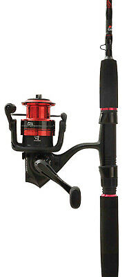 5-15g Abu Garcia 7ft 2 Piece Vigilante Spin Spinning Fishing Rod