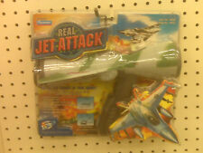NEW - PLAYMATES ELECTRONIX - REAL JET ATTACK  - MADE IN 1999 - ELECTRONIC GAME