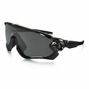 94274279ae83 Oakley Jawbreaker Sunglasses Black 5 Lenses Prizm Cycling Oo9290 for ...