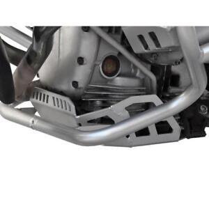 BMW-R-1100-GS-R1100GS-BJ-1994-99-Motorschutz-Unterfahrschutz-Bugspoiler-silber