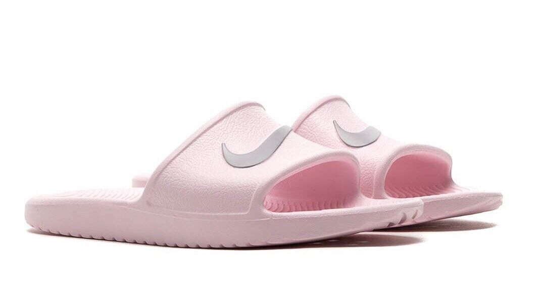 Nike Kawa Shower Wmns Slides 832655-601 Arctic rose Taille UK 4.5 EU 38 US 7 New