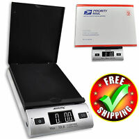 Digital Postal Scale 50lbs Small Mailing Kitchen Postage Pakcage Free Shipping