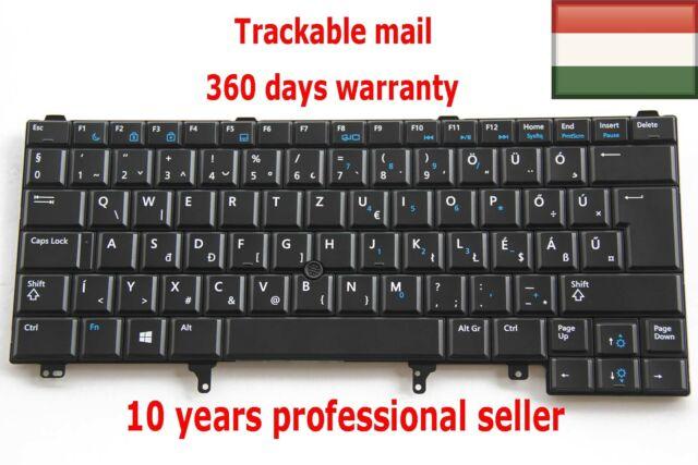 For Dell Latitude E5420 E5430 E6220 E6230 Magyar Keyboard Hungarian Not English