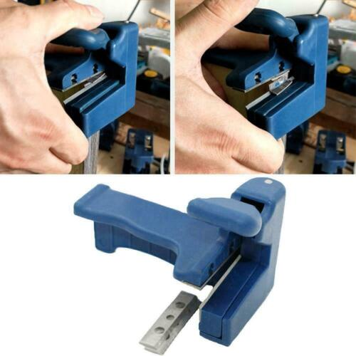 Double Edge Trimmer Wood Head /& Tail Trimming Carpenter NEW Tool Banding A7E2